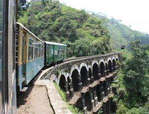 Züge in Indien