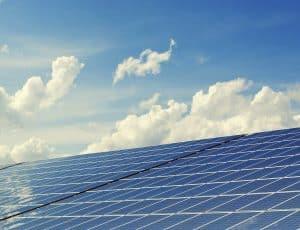 Solarenergie Produktion