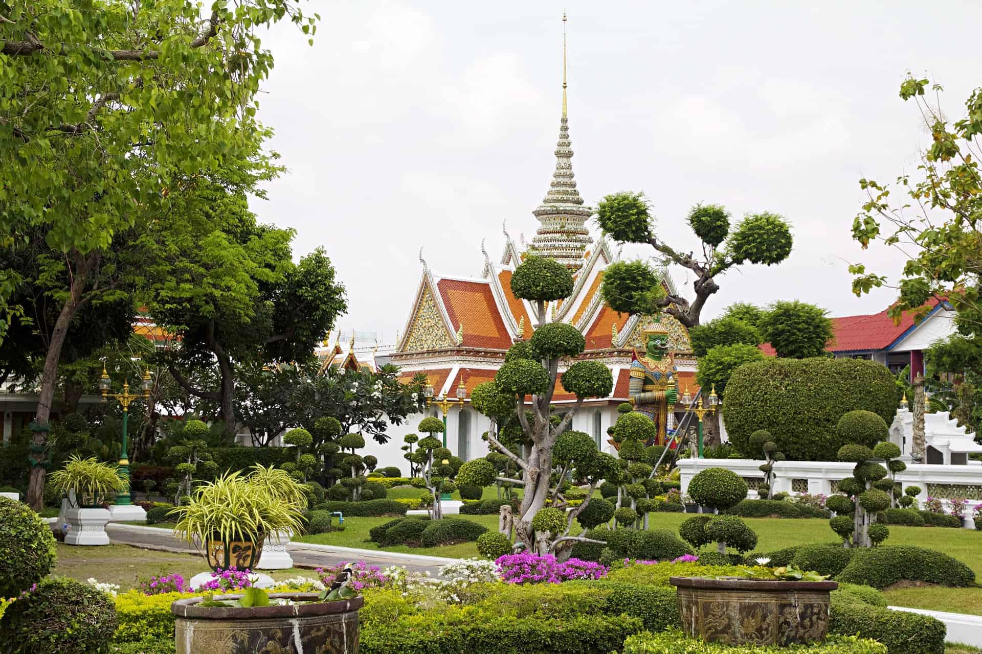 Thailand plastikfrei