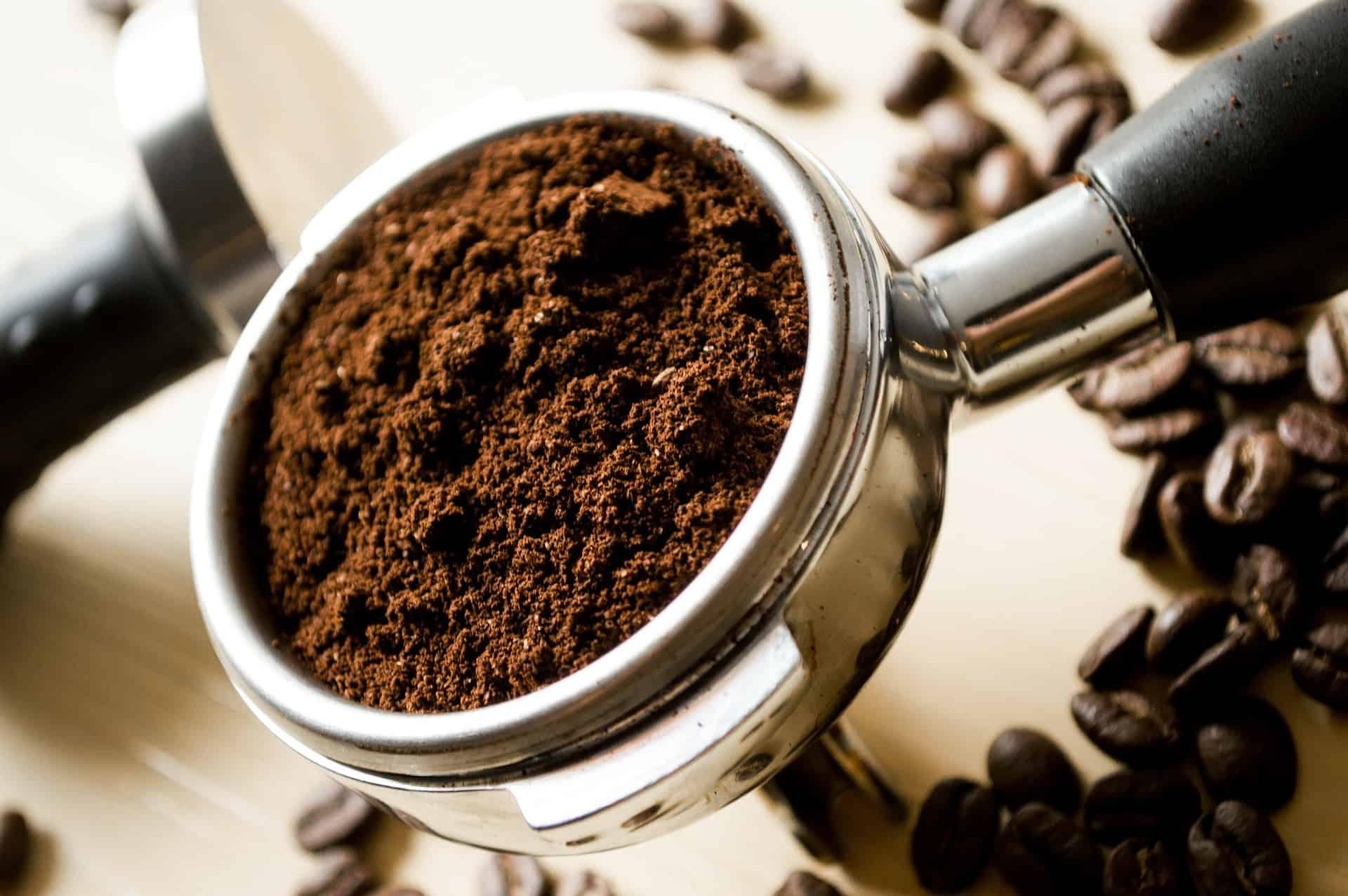 Kaffeesatz weiter verwenden