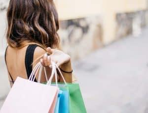 nachhaltiges Shoppen